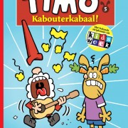 Timo 5 - kabouterkabaal - 9789078403555