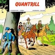 De Blauwbloezen 36 - Quantrill - 9789031416776