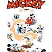 Mickey Mouse - De jeugd van Mickey - 9789462940567