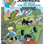 Jommeke 287 - Het kistje van sir Pimpeldon - 9789063344696