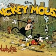 Mickey Mouse  door Loisel - Zombokoffie - 9789462940550