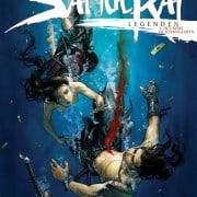 Samoerai legenden 3 - Het rode ochtendgloren - 9789088108334