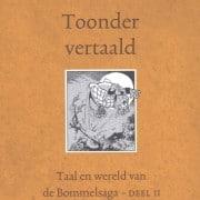 taal en wereld van de bommelsage - 9789492840042