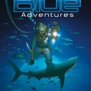 Blue adventures artbook - 9789463063395