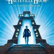 Hauteville House 13 - De orde van de Obsidiaan - 9789463063043