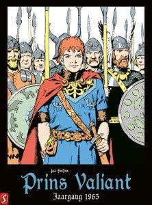 Prins Valiant jaargang 1965