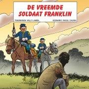 De blauwbloezen 61 -De vreemde soldaat Franklin - 9789031435616