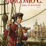 Giacomo 16 - Terug van Venetie - 9789462940604