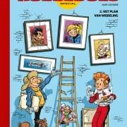 Robbedoes special - het plan van Wiebeling - luxe editie - 9789031435791