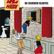 Dag en Heidi 2 - De zilveren sleutel - 9789085525134