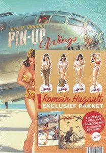 Angel Wings + Pin-up pakket