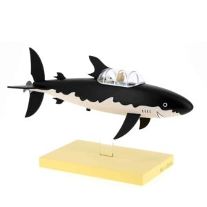 46402 - kuifje - haaienduikboot