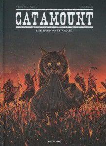 De jeugd van Catamount