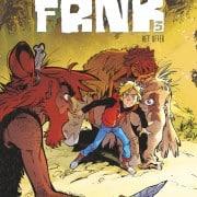 FRNK 3 - Het offer - 9789031436187 -Dupuis