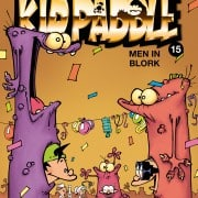 Kid Paddle 15 - Men in Blork - 9789462106123