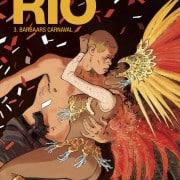 Rio 3 - Barbaars carnaval - 9789462940666 - Glenat