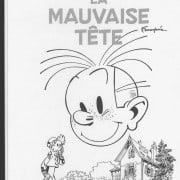 Robbdoes en Kwabbernoot - La Mauvaise Tete - 9782800173733