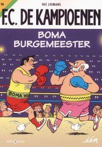 Bomba Burgemeester