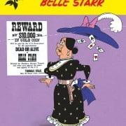 Lucky Luke 66 - Belle Star - 9782884714181