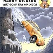 Harry Dickson 13 - Het goud van Malacca - 9789080356993