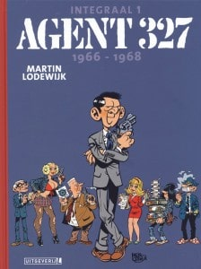 Agent 327 integraal 1, 1966-1968