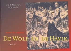 De wolf en de havik 3, Facsimile