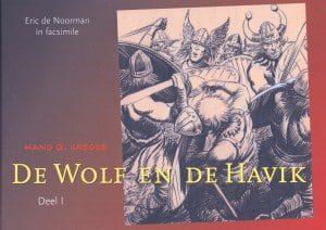 De wolf en de havik 1, Facsimile