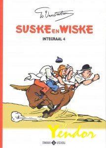 Suske en Wiske classic integraal 4