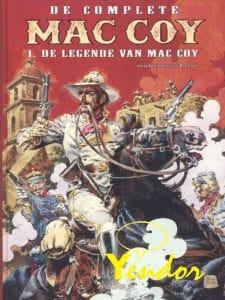 Mac Coy integraal 1 - de legende van Mac Coy