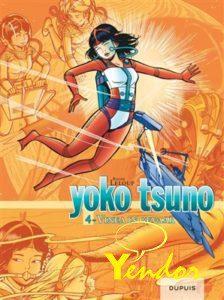 Yoko Tsuno integraal 4