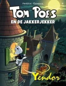 Tom Poes en de jakker jekker