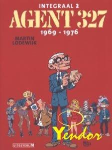 Agent 327 integraal 2, 1969-1976  Luxe editie