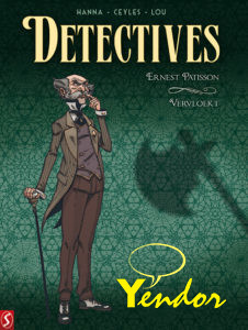 Detectives - hardcover 3
