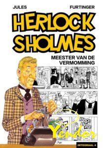 Herlock Sholmes integraal 4