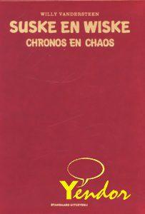 Chronos en chaos Luxe Velours Editie