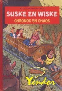 Chronos en chaos Luxe Editie