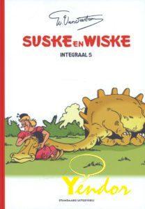 Suske en Wiske classics Integraal 5