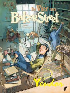 1. Vier van Bakerstreet, De - softcovers 5