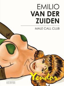 Artbook Emilio van der Zuiden