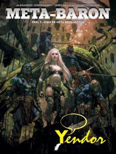 Meta-Baron - hardcovers 5