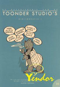 Geschiedenis van de Toonder studio's, De 16