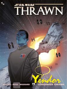 Star Wars - Commander Thrawn 1