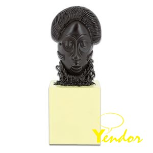 Beeld Afrikaans masker