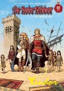 De Rode Ridder - softcovers 261