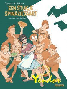 Stukje spinazietaart, Een 1