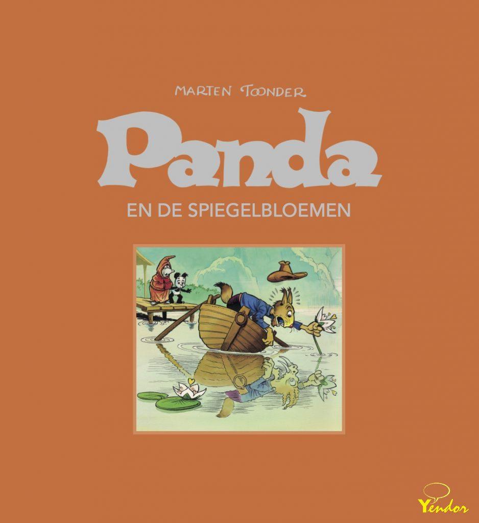 Panda en de spiegelbloemen