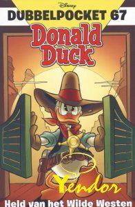 Donald Duck Dubbel pocket 67