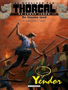 3. De werelden van Thorgal - de jonge jaren - softcovers 7