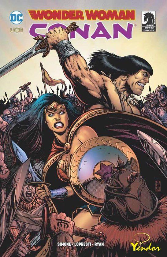 Wonder Woman - Conan