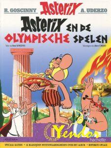 Asterix en de Oympische Spelen - dossier editie